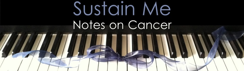 sustain me notes on cancer faith infused encouragement for stage four cancer patients