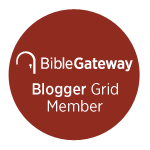 Bible gateway blogger grid member