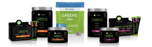 it works global non GMO greens